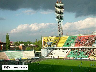 """Краснодар на стадионе """""""